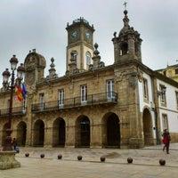 Photo prise au Concello de Lugo par Antonio le2/6/2012
