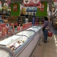 Photo prise au Estacionamiento Supermercado La Fama par Felipe A. le1/14/2012