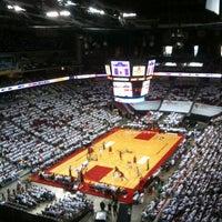 4/28/2011에 Evan[Bu]님이 Wells Fargo Arena에서 찍은 사진