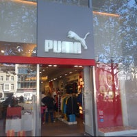 aef30055498 ... Photo taken at The PUMA Store Brussels by Benjamin D. on 10/15/