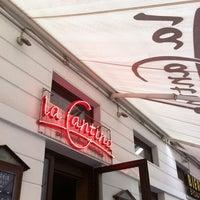 6/21/2012 tarihinde Domonkos H.ziyaretçi tarafından La Cantina Bar & Restaurant'de çekilen fotoğraf