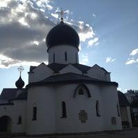 5/26/2012 tarihinde Алексей В.ziyaretçi tarafından Marfo-Mariinsky Convent'de çekilen fotoğraf