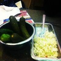 Das Foto wurde bei Ben's Kosher Delicatessen von Kirsten P. am 8/28/2012 aufgenommen