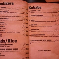 8/21/2011 tarihinde Senthamil V.ziyaretçi tarafından Atashkadeh Restaurant & Bar'de çekilen fotoğraf