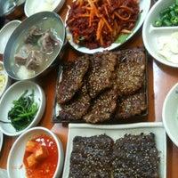 Photo prise au 송정떡갈비 par J.H K. le10/6/2011