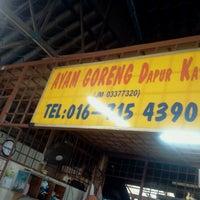 Photo Taken At Nasi Ayam Goreng Dapur Kayu By Helmi D On 10 14
