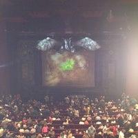 Photo prise au San Diego Civic Theatre par Zachary T. le7/4/2012