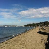 10/8/2011 tarihinde Allan B.ziyaretçi tarafından Alki Beach Park'de çekilen fotoğraf