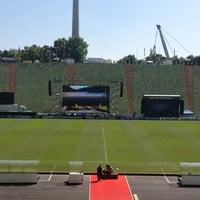 Снимок сделан в UEFA Champions Festival 2012 пользователем Dejah M. 5/19/2012