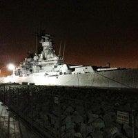 Das Foto wurde bei USS Iowa (BB-61) von Lauren M. am 6/7/2012 aufgenommen