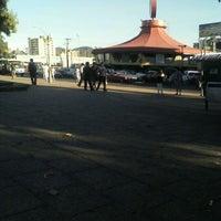 Foto tomada en Plaza Teniente Dagoberto Godoy por Marcela G. el 1/2/2012