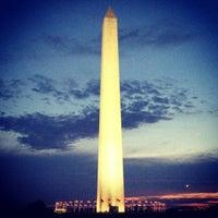 รูปภาพถ่ายที่ อนุสาวรีย์วอชิงตัน โดย Brian C. เมื่อ 8/11/2012
