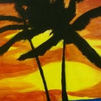 Foto scattata a Paint Party Studios da Elzie C. il 7/24/2012