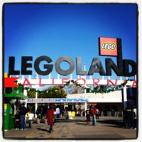 Photo prise au Legoland California par Nicole le12/31/2011