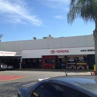 Photo Taken At Toyota Santa Monica By Shade K On 2 21 2017