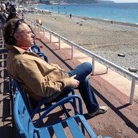 รูปภาพถ่ายที่ Promenade des Anglais โดย Fabio Alessandro G. เมื่อ 4/6/2012