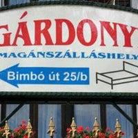 Снимок сделан в Gárdonyi Vendégház пользователем László G. 7/31/2011