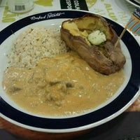 1/26/2012 tarihinde Luciano Goulart S.ziyaretçi tarafından Baked Potato'de çekilen fotoğraf