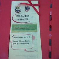 Smk Bandar Seri Alam Masai Johor