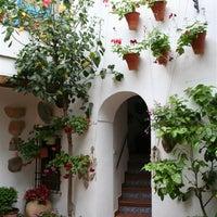 Foto tomada en Casa-Patio de la calle San Juan de Palomares, 8 por Córdoba el 1/23/2012