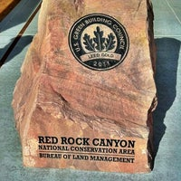 11/19/2011にalex g.がRed Rock Canyon National Conservation Areaで撮った写真