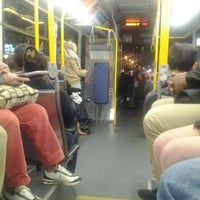 Photo Taken At Bus 99 B Line Broadway Commercial UBC By Michael W