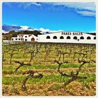 Foto tomada en Parés Baltà Wines & Cava por sara el 4/19/2012