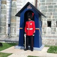 Foto scattata a Citadelle de Québec da Andrea J. il 7/22/2012