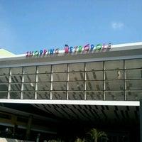 รูปภาพถ่ายที่ Shopping Metrópole โดย Anderson B. เมื่อ 7/23/2012