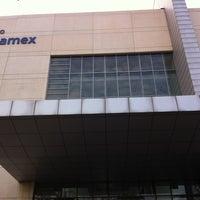 Foto diambil di Centro Banamex oleh FER V. pada 5/16/2012