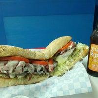 Photo taken at Rocket Burger by Jayson H. on 6/20/2012
