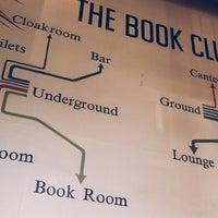 Foto scattata a The Book Club da Blake S. il 6/14/2012