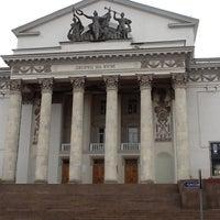 Снимок сделан в Дворец на Яузе пользователем Максим Д. 4/18/2012