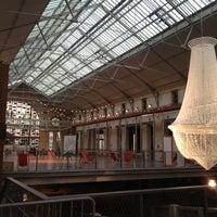 Снимок сделан в Le CENTQUATRE – 104 пользователем Richard Y. 9/11/2012