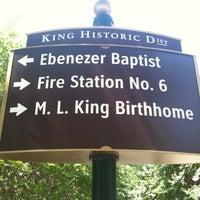 6/14/2011にSanghoon L.がDr Martin Luther King Jr National Historic Siteで撮った写真