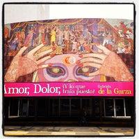 Foto tomada en Teatro de los Insurgentes por Ulises C. el 7/19/2012