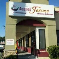 Das Foto wurde bei Aqui es Texcoco von Arthur M. am 12/23/2011 aufgenommen