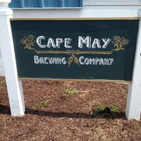Das Foto wurde bei Cape May Brewing Company von Adele P. am 7/7/2012 aufgenommen