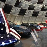 Photo taken at National Corvette Museum by steve r. on 9/8/2012