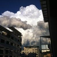"""Foto scattata a Piazza Delpiano da Andrea """"Axell"""" T. il 6/12/2012"""