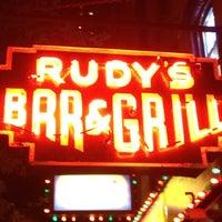Foto diambil di Rudy's Bar & Grill oleh Mike C. pada 4/30/2012
