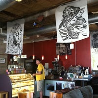 Photo taken at Copper Star Coffee by Ed H. on 9/19/2011