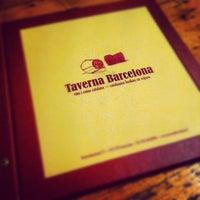 Foto tirada no(a) Taverna Barcelona por Eric K. em 7/28/2012