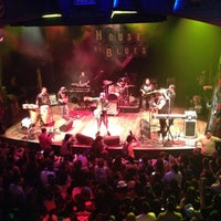 Foto tomada en House of Blues Sunset Strip  por Iration el 4/21/2012