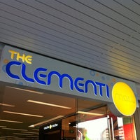 The Clementi Mall - Shopping Mall in Clementi