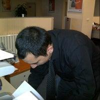 Photo prise au Alternatifbank par yusuf o. le9/19/2011