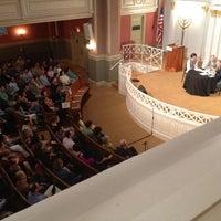 Foto scattata a Sixth & I Historic Synagogue da Christian T. il 5/23/2012
