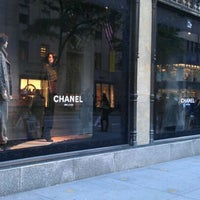 5046a0345e9e ... Photo taken at CHANEL at SAKS 5TH AVENUE by 🎀 on 9/18/2011 ...