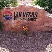 Photo prise au Las Vegas Motor Speedway par Brad R. le10/17/2011