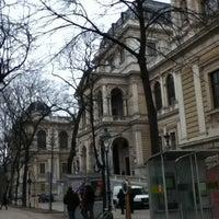 Das Foto wurde bei Universität Wien von Andreas B. am 1/5/2011 aufgenommen